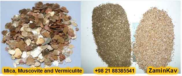 Trading Mica, Muscovite and Vermiculite