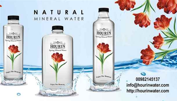 Hourin Natural mineral water sales