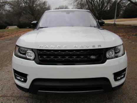 Selling My Used 2016 Range Rover Sport Supercharged 21500usd