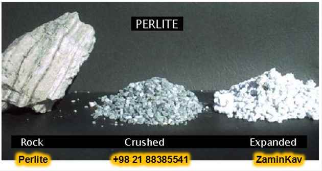 Perlite, the 21st century production